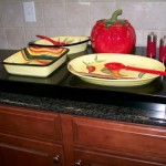 Cooktop Cover and Fall Harvest Party
